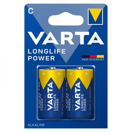 VARTA Longlife Power (High Energy) C Blister 2