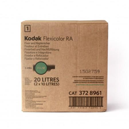 KODAK FLEXICOLOR RA FIXER & REP ML 2X5 TM 2X10L