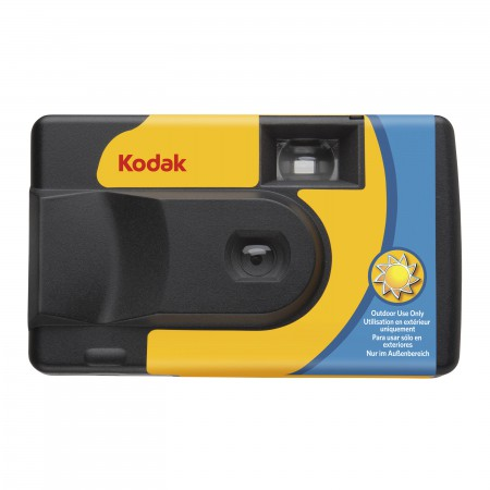 KODAK DAYLIGHT CAMERA 27+12 ISO 800