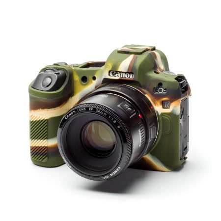 easyCover Body Cover for Canon R Camouflage