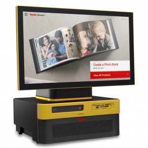 KODAK PICTURE KIOSK G20 ORDER STATION BLACK/YELLOW