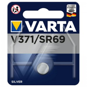 VARTA V371 / SR69 Silver