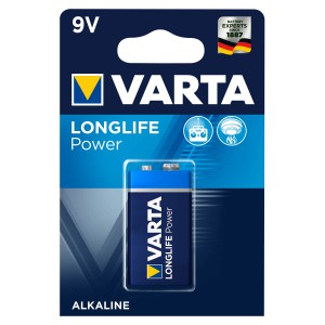 VARTA Longlife Power (High Energy) E 9V