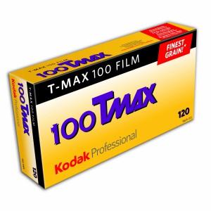 KODAK T-MAX 100 PRO TMX 120 5 PAK