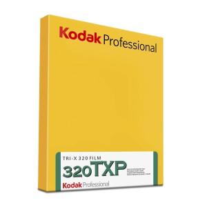 """KODAK TRI-X 320 TX 4X5"""" 50SH"""