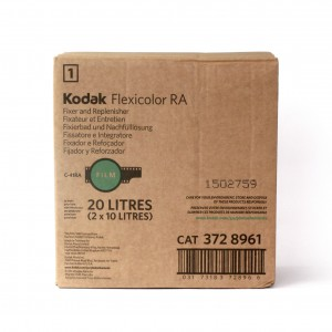 KODAK FLEXICOLOR RA FIXER & REP ML 2X5 TM 2X10L