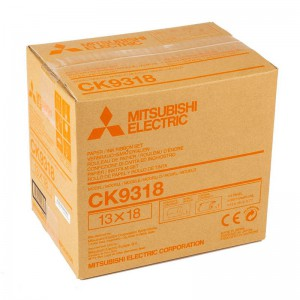 MITSUBISHI CK9318 127X178MM / 350 PRINTS