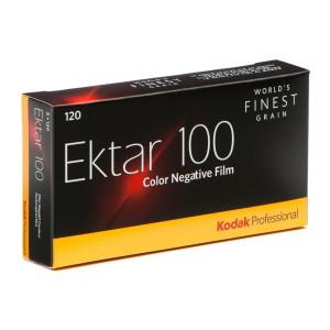KODAK EKTAR 100 120 5 PAK
