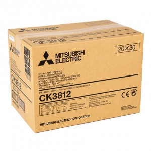 MITSUBISHI CK3812 203X305MM / 2X 110 PRINTS