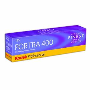 KODAK PORTRA 400 135-36 5 PAK