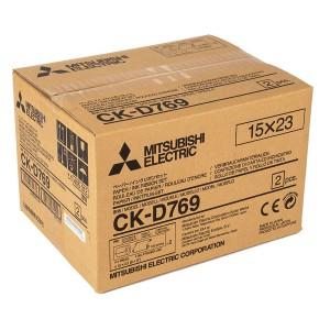 MITSUBISHI CK-D769 152X229MM / 2X180 PRINTS