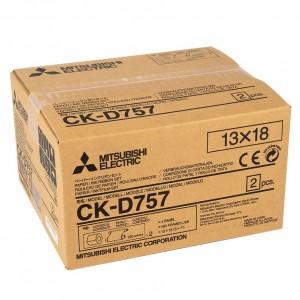 MITSUBISHI CK-D757 130X180MM / 2X230 PRINTS