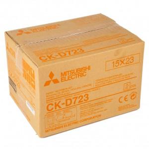MITSUBISHI CK-D723 152X229MM / 2X180 PRINTS