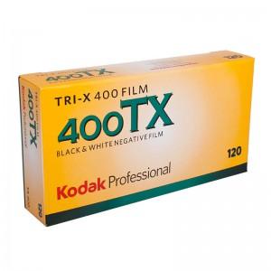 KODAK TRI-X 400 TX 120 5-PAK