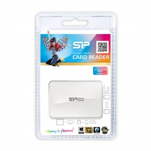 Silicon Power Card Reader All-In-One USB 3.2 Gen 1