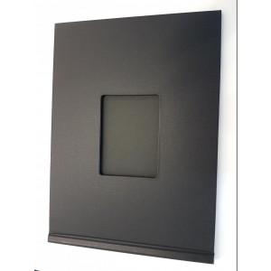 UNIBIND MyBook A4/5mm Landscape + Venster Black by KODAK (10st)