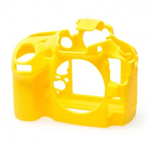 easyCover Body Cover for Nikon D800/D800E Yellow Op=OP
