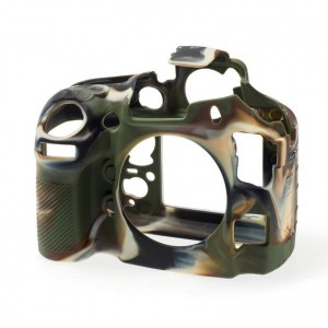 easyCover Body Cover for Nikon D800/D800E Camouflage OP=OP