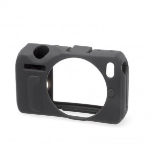 easyCover Body Cover for Canon M Black OP=OP