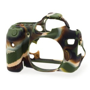 easyCover Body Cover for Canon 70D Camouflage