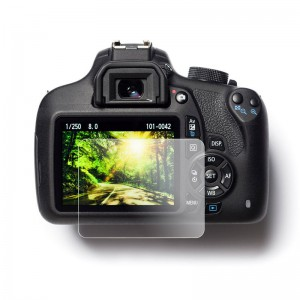 easyCover Screen Protector for Canon 1200D OP=OP
