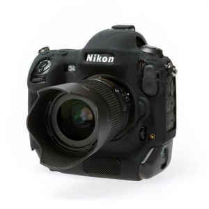 easyCover Body Cover for Nikon D4/D4S Black