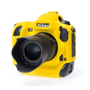 easyCover Body Cover for Nikon D4/D4S Yellow OP=OP