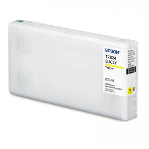 EPSON Ink T7824 Yellow 200ml for SureLab SL-D700