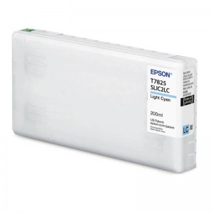 EPSON Ink T7825 Light Cyan 200ml for SureLab SL-D700