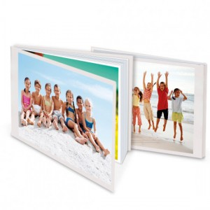 UNIBIND MyBook 20x20cm/7mm UniCover Duo White (10st)