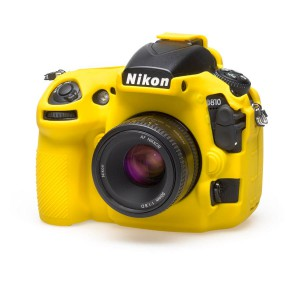 easyCover Body Cover for Nikon D810 Yellow