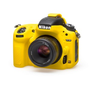 easyCover Body Cover for Nikon D750 Yellow