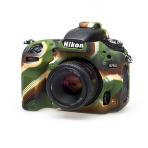 easyCover Body Cover for Nikon D750 Camouflage