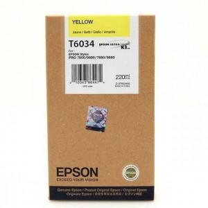 EPSON T6034 Yellow 220ml