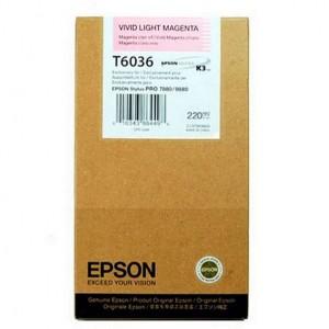 EPSON T6036 Vivid Light Magenta 220ml