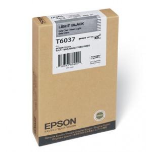 EPSON T6037 Light Black 220ml