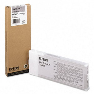 EPSON T6067 Light Black 220ml