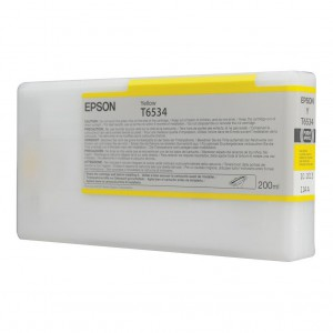 EPSON T6534 Yellow 200ml