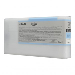 EPSON T6535 Light Cyan 200ml