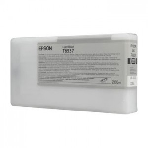 EPSON T6537 Light Black 200ml
