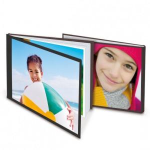 UNIBIND MyBook 20x30cm/7mm UniCover Duo Black (10st)
