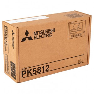 MITSUBISHI PK5812 RIBBON FOR CP-W5000DW