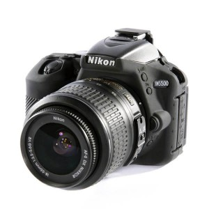 easyCover Body Cover for Nikon D5500/D5600 Black