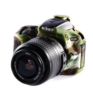 easyCover Body Cover for Nikon D5500/D5600 Camouflage