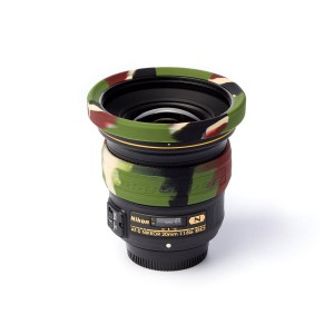 easyCover Lens Rim for 67 mm Camouflage