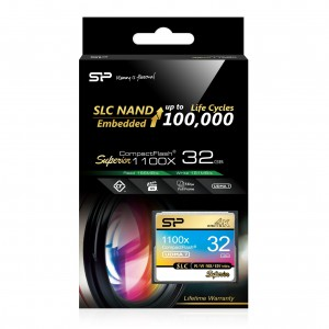 Silicon Power CF Card Superior 1100x 32GB