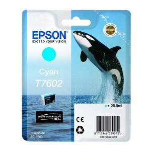EPSON T7602 Cyan OP=OP