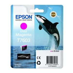 EPSON T7603 Vivid Magenta OP=OP