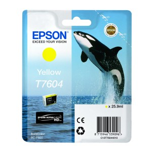 EPSON T7604 Yellow OP=OP