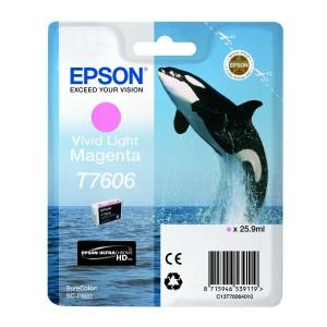 EPSON T7606 Vivid Light Magenta OP=OP